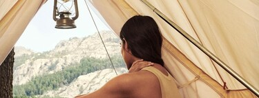 Zara Home nos propone unas vacaciones al aire libre pasando las noches en una tienda de campaña de casi 700 euros