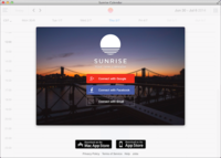 Microsoft adquiere Sunrise, una de las mejores aplicaciones de calendario para iOS y OS X