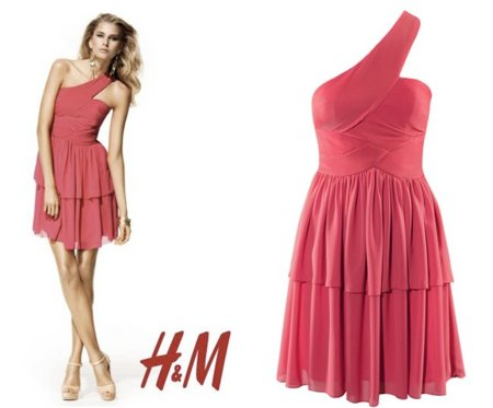 Rosa vestido