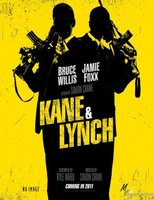 'Kane & Lynch', primer cartel