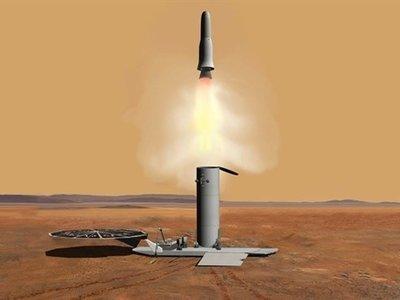Traeremos muestras de Marte a la Tierra antes del año 2030, según la NASA