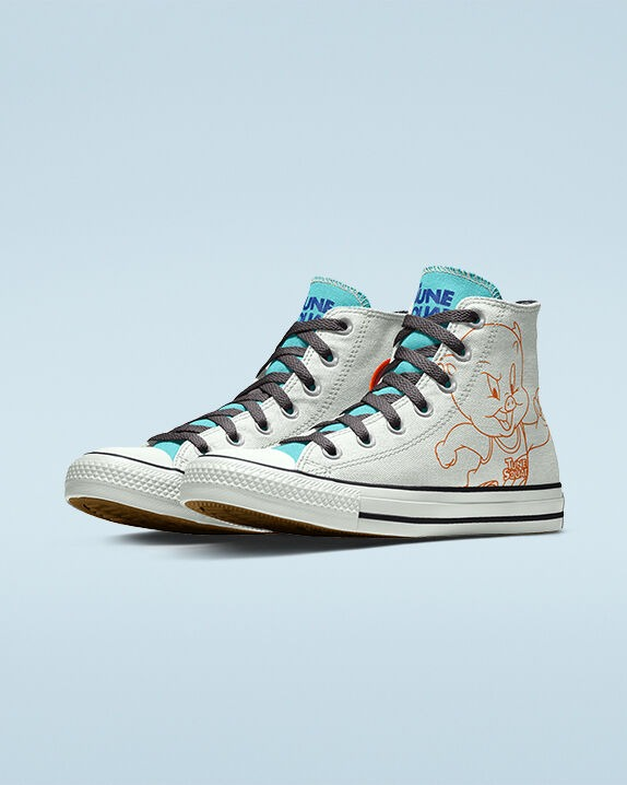 Custom Space Jam: A New Legacy Chuck Taylor All Star By You High Top