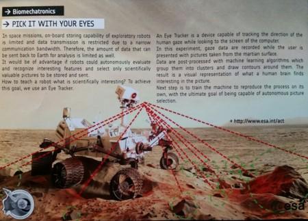 Eye-tracking-ESTEC