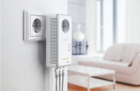 Devolo dLAN 500 AV Wireless+ en casa
