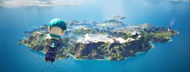 Filtrado el tráiler de presentación de Fortnite Capítulo 2: imágenes de las nuevas skins y el nuevo mapa
