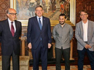 El Gran Premio de Valencia asegura su continuidad hasta 2021