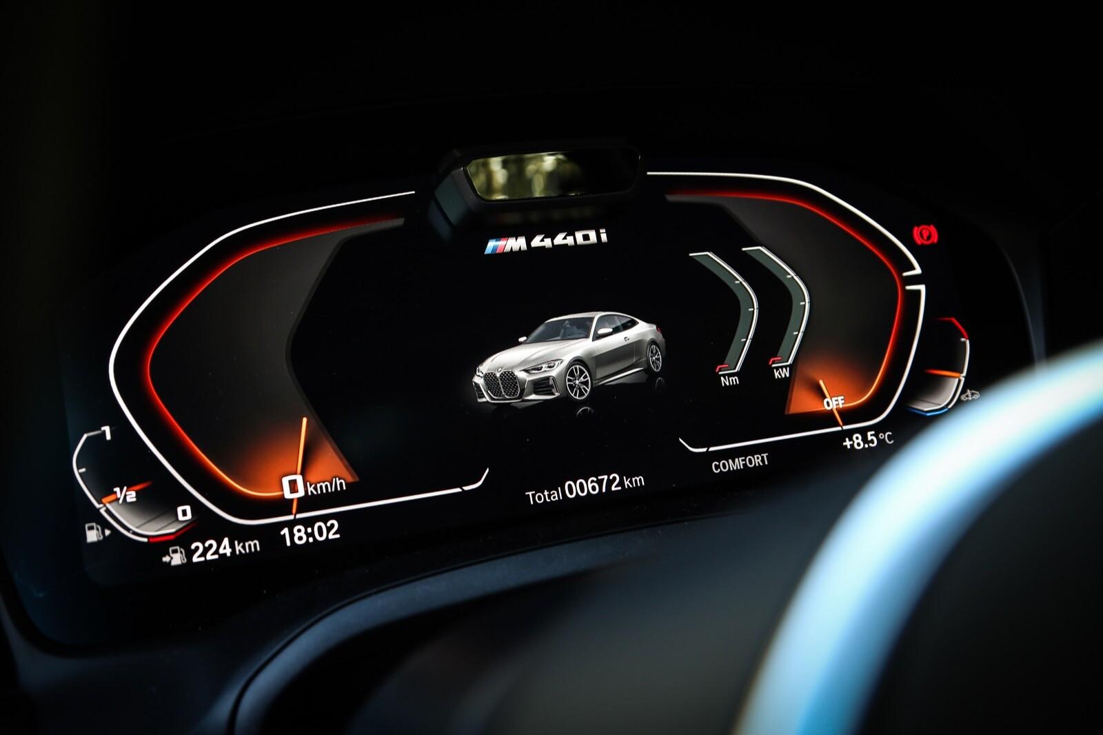 Foto de BMW Serie 4 Coupé (presentación) (21/85)