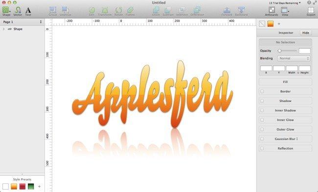 Sketch 2 0 un programa de dise o vectorial para dise adores - Programas de diseno para mac ...