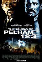 'The Taking of Pelham 123', póster