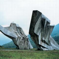 Foto 1 de 12 de la galería spomenik-la-yugoslavia-mas-cosmica en Decoesfera