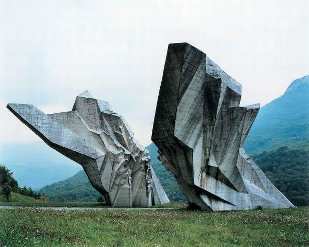 Foto de Spomenik, la Yugoslavia más cósmica (1/12)