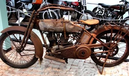 Harley-Davidson conservada