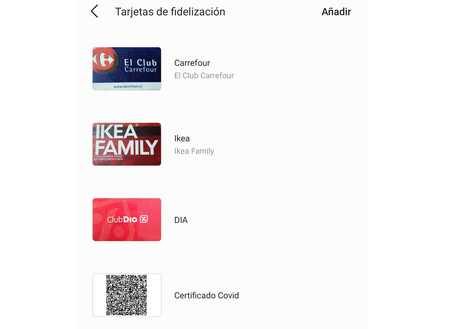 Samsung Covid Payment Certificate