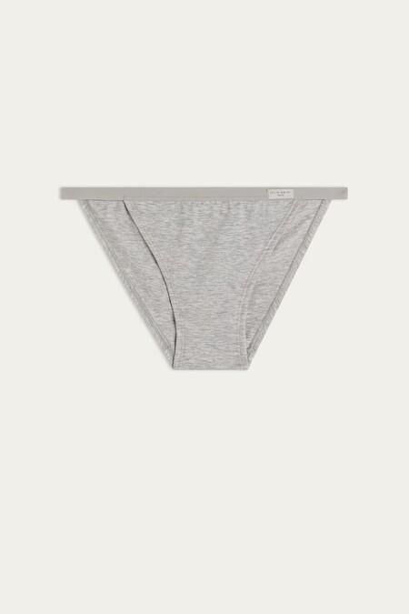 miriam giovanelli y hiba abouk para intimissimi cotton ropa interior de algodon