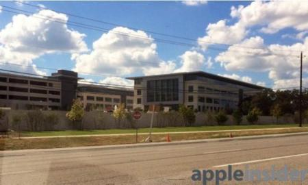 apple austin campus texas