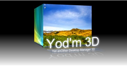 "Yod'm 3D, el ""xgl"" para Windows XP"