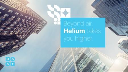 HGST Ultrastar He10 es un disco duro de helio con 10TB de capacidad