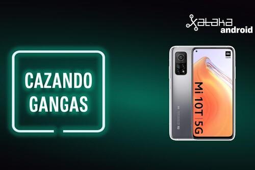 Cazando Gangas: Xiaomi Mi 10T a precio de locura, Realme GT muy rebajado y más ofertas