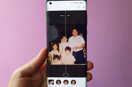 Remini: cómo mejorar la calidad de fotos antiguas o borrosas solo con una app de iOS y Android