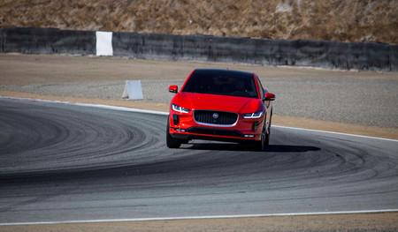 El Jaguar-I Pace se convierte en el coche eléctrico más rápido Laguna Seca
