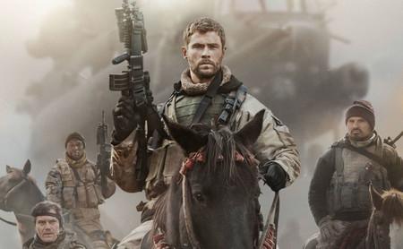 '12 valientes': un panfleto militarista sobrado de testosterona