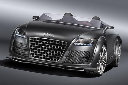 Audi Clubsport Quattro: impactante prototipo de Audi basado en el TT