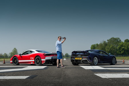 """Shmee150, el youtuber de coches más famoso del mundo: """"He conducido muchos coches, pero se me resiste el McLaren F1"""""""