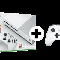 Pack Xbox One S en oferta: consola con dos mandos y un juego por 269 euros. Envío gratis