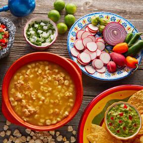 5 menús completos para la semana del 12 al 17 de septiembre del 2021. Menú especial de fiestas patrias