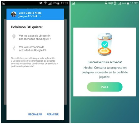 Sincroaventura Android