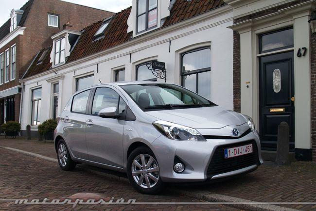 Toyota Yaris HSD Presentación en Ámsterdam 01