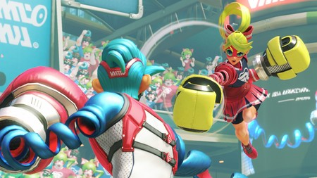 Hemos jugado a ARMS: a puñetazo limpio en el original juego de peleas de Nintendo