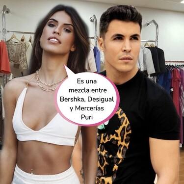 ¡Qué tiemble Amancio Ortega! Kiko Jiménez y Sofía Suescun sacan su propio 'Zara' en versión horterilla