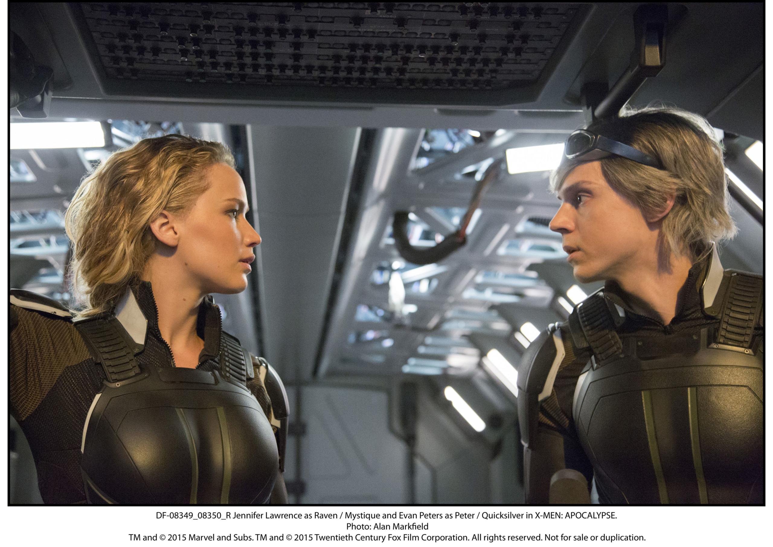 Foto de 'X-Men: Apocalypse', nuevas imágenes oficiales (11/17)