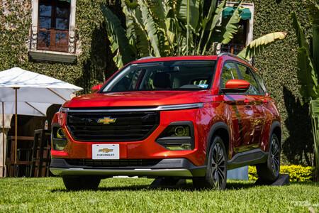 Chevrolet Captiva 2022 Primer Acercamiento Mexico Prueba Opiniones 5