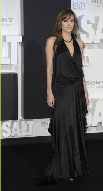 Y seguimos con más looks de Angelina Jolie, esta vez en Berlín