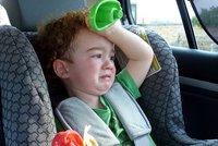 Lo que tardan los niños en aburrirse en el coche: 27 minutos