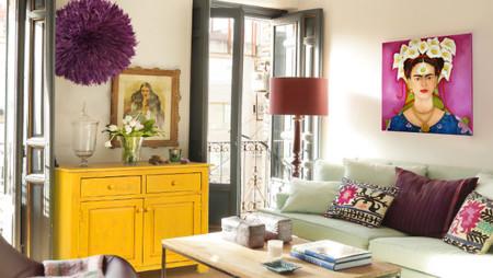 7 ideas para llenar tu casa con el espíritu de Frida Kahlo