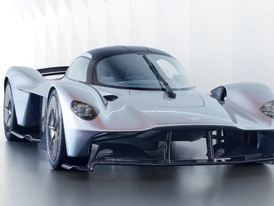 Aston Martin Valkyrie, el hiperdeportivo de los 2 millones de euros