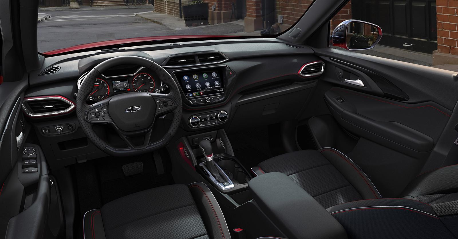 Foto de Chevrolet Trailblazer 2021 (22/26)