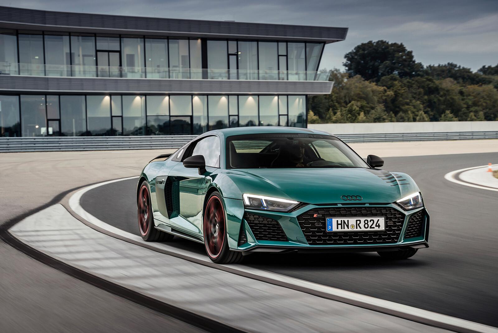 Foto de Audi R8 Green Hell (2/25)