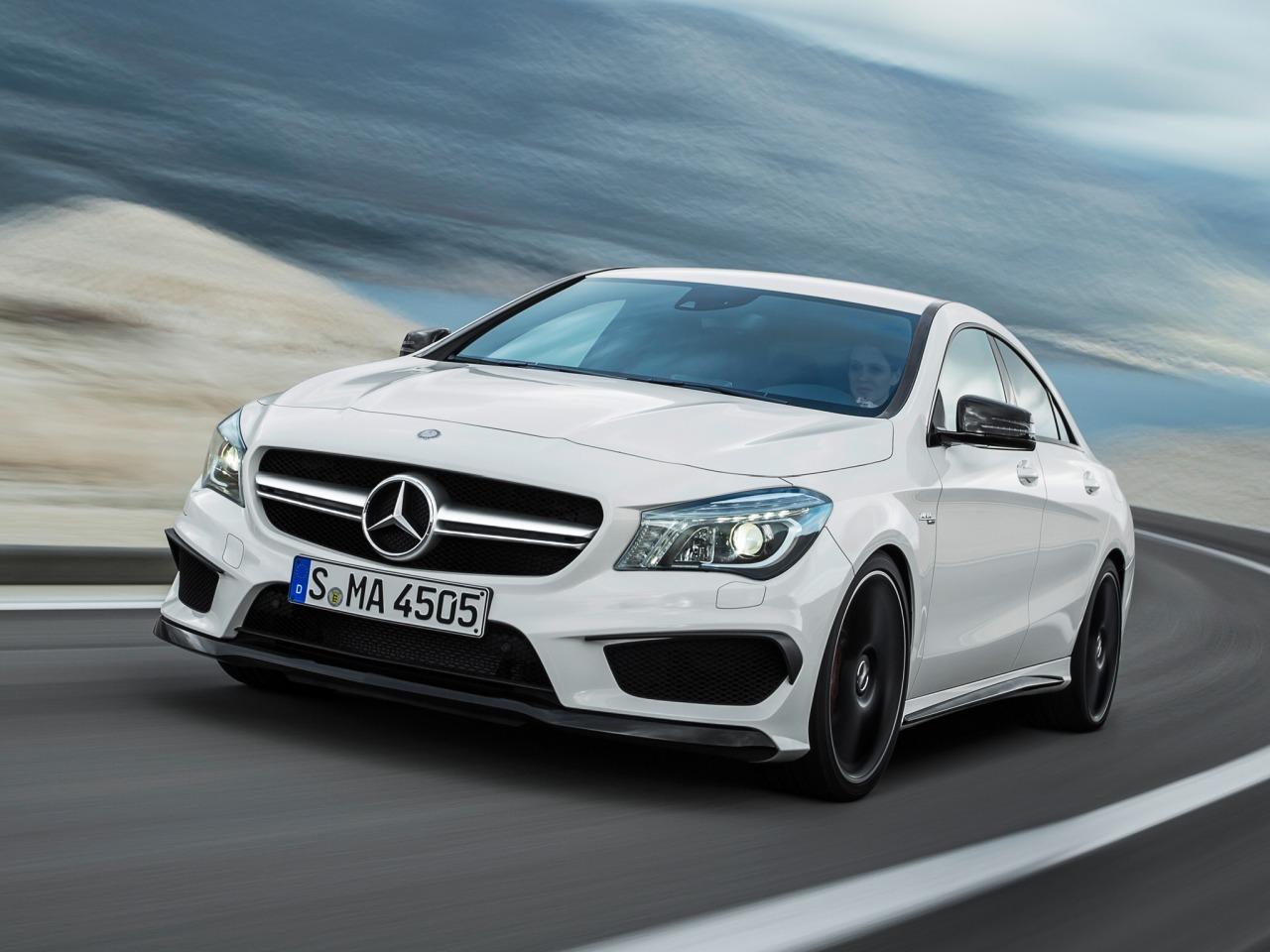 Foto de Mercedes-Benz CLA 45 AMG (1/15)