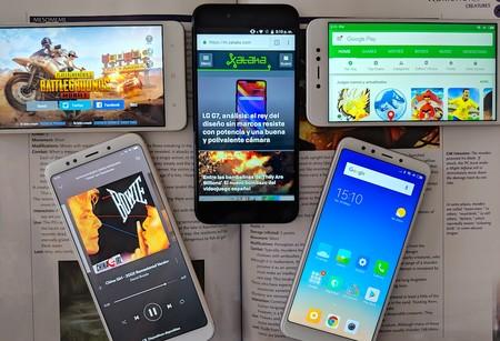 Pruebas Xiaomi