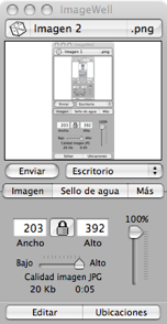 ImageWell v3 ya disponible