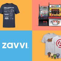 Ofertas en ropa y merchandising en Zavvi de Marvel, Nintendo o Disney