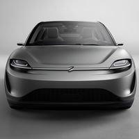 Sony tiene listo su prototipo de coche eléctrico, el Vision-S, para probarlo en carreteras públicas: este será su bautismo de fuego