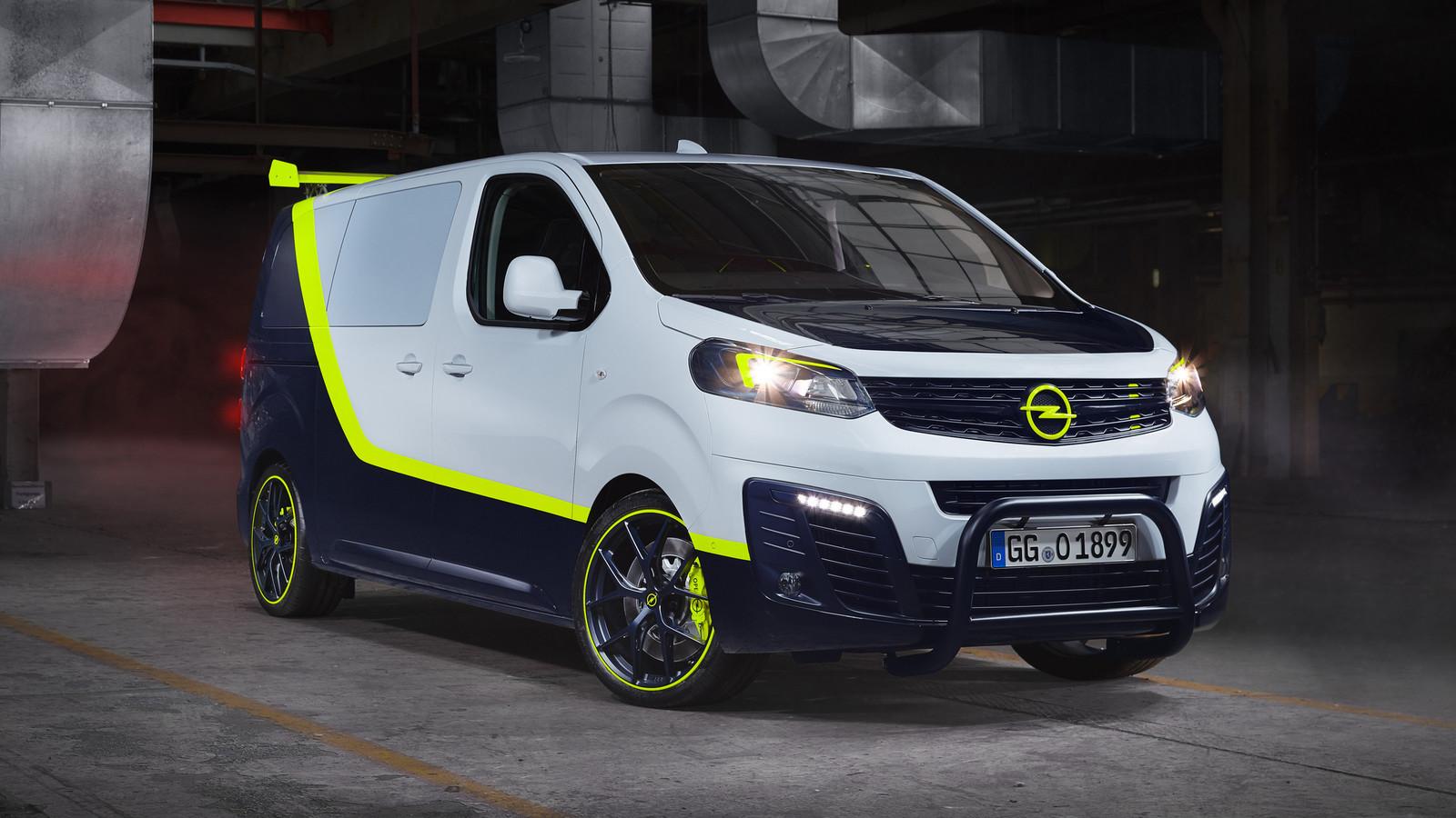Foto de Opel Zafira Life O-Team (1/10)