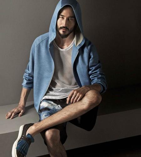 La Perla Spring 2015 Menswear
