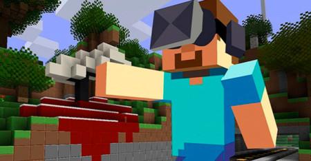 Minecraft ya está disponible en Oculus Rift