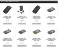 RIM empieza a vender accesorios para la BlackBerry 9900, ¿cuándo se lanzará el terminal?